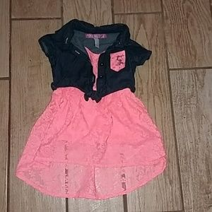 Other - Lacey toddler dress